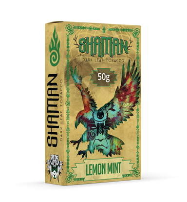 Shaman - Lemon Mint 50g