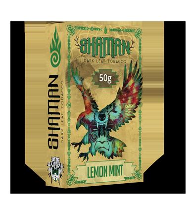 Shaman - Lemon Mint 50g