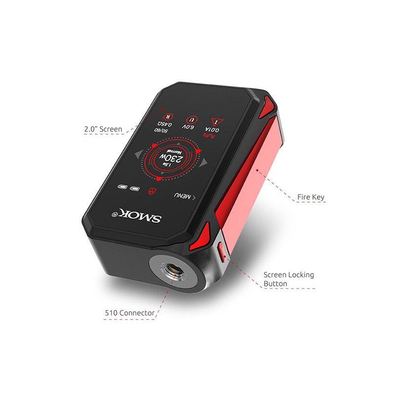 Smok GPriv 2 - 230w - Touchscreen - KIT