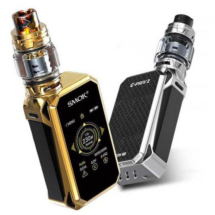 Smok Gpriv 2 Luxe Edition - TFV12 Prince - 230W - Touchscreen - KIT
