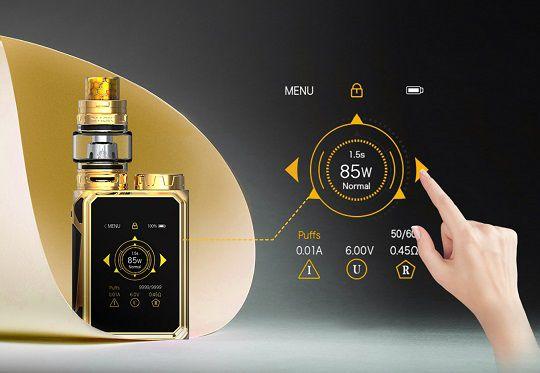 Smok GPriv Baby Vapor - Touchscreen - KIT 85W