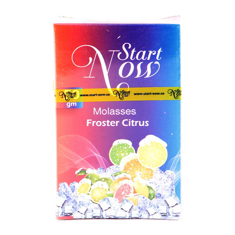 Start Now - Froster Citrus 50g