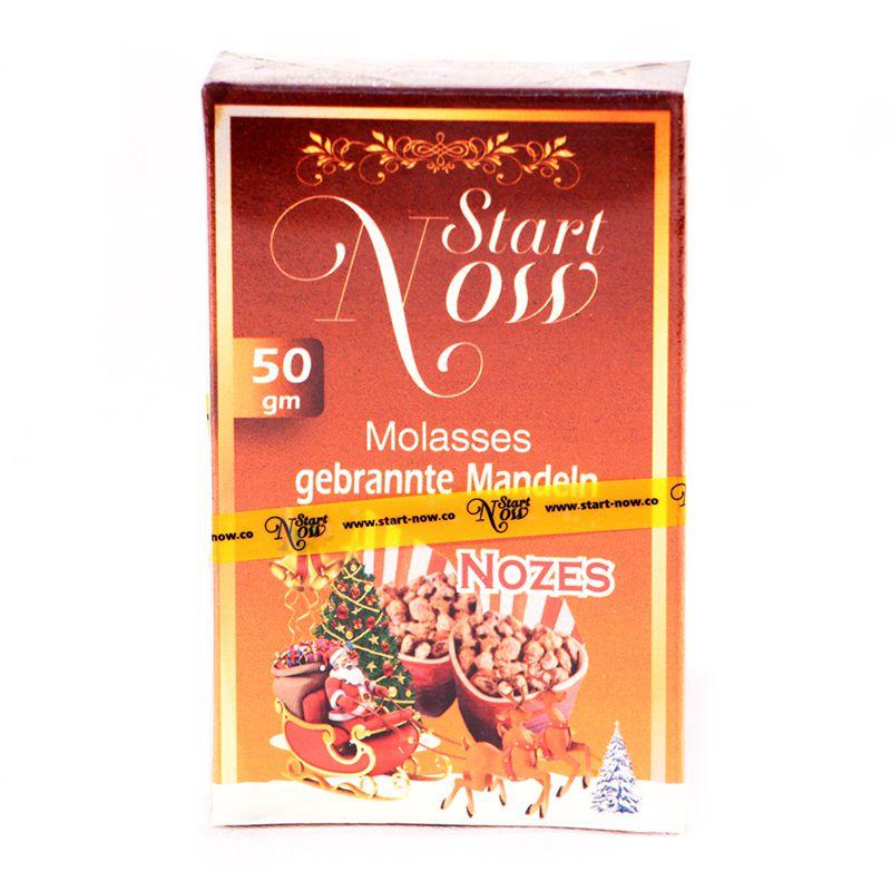 Start Now - Gebrannte Mandeln 50g