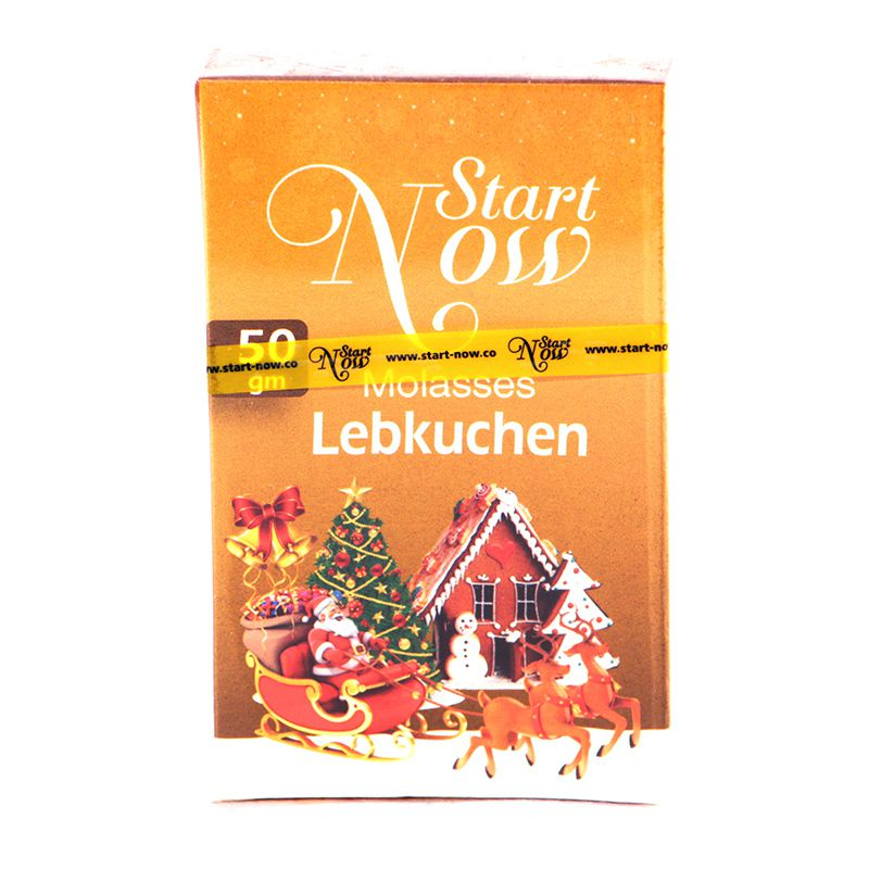Start Now - Lebkuchen 50g