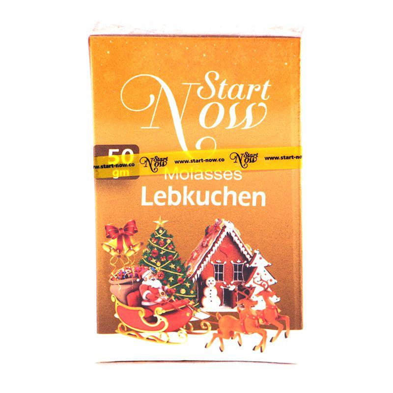 Start Now - Lebkuchen 50g