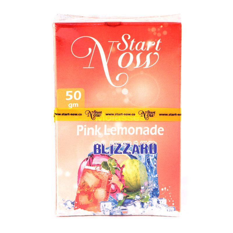 Start Now - Pink Lemonade 50g