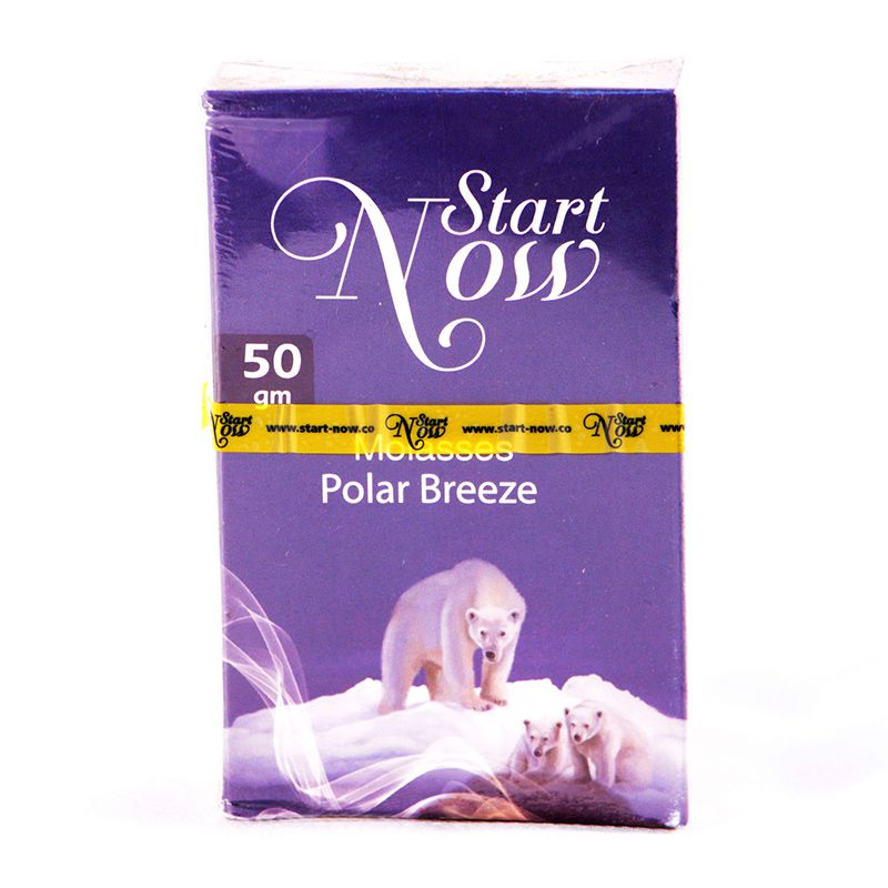 Start Now - Polar Breeze 50g