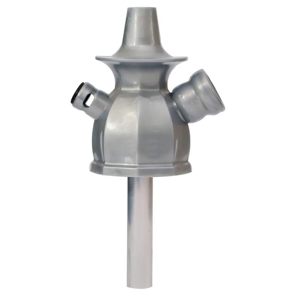 Stem Narguile Ahalaloud Concept 10cm - Prata