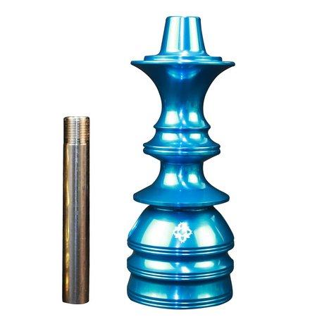 Stem Narguile Pequeno Amazon Kombat - Azul
