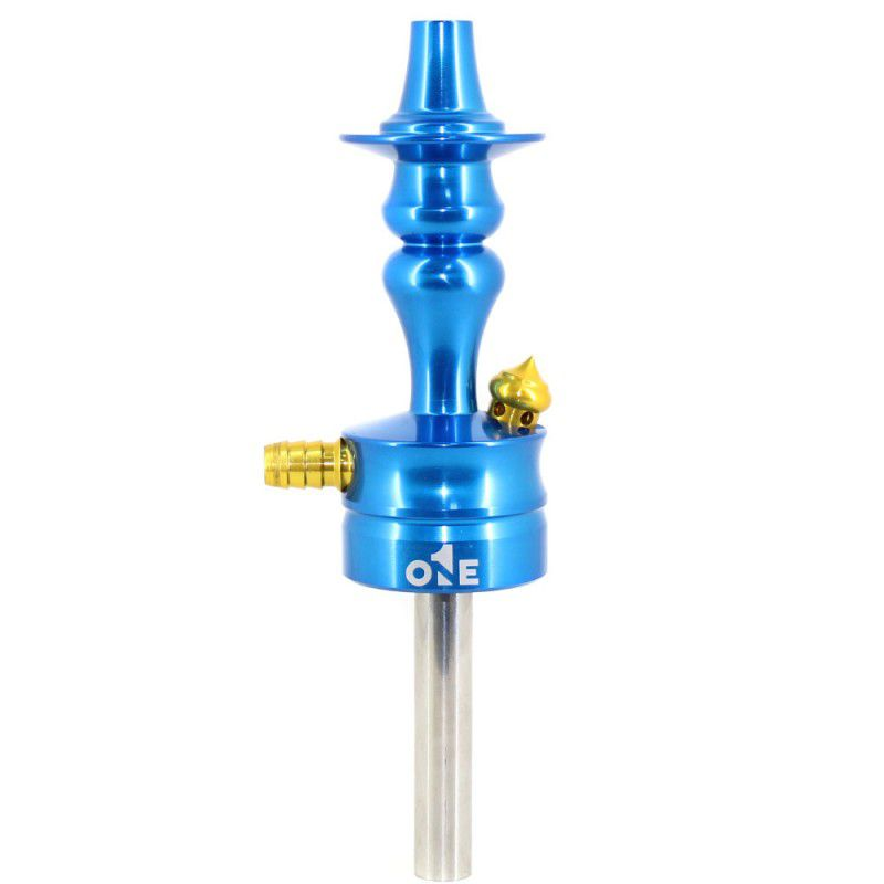 Stem Narguile Pequeno El Nefos - Azul