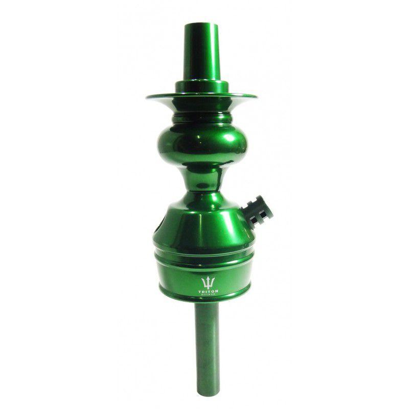 Stem Narguile Triton Zip - Verde