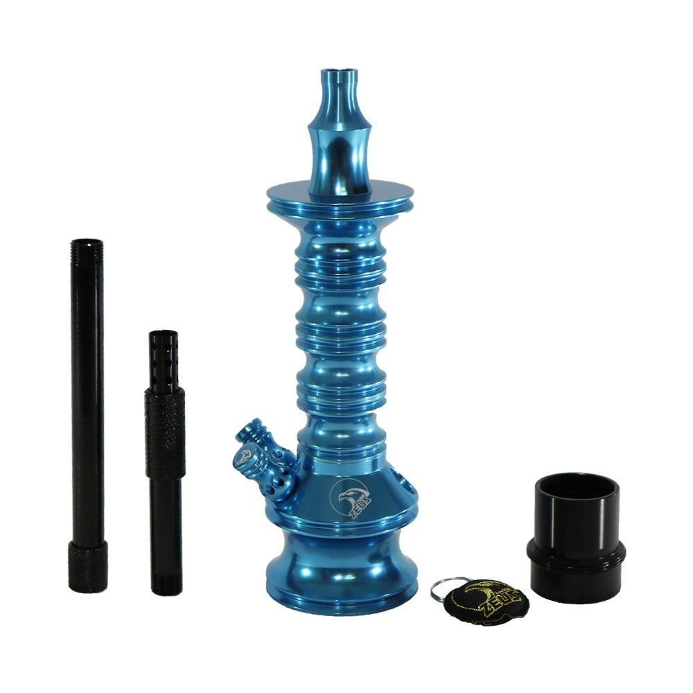 Stem Narguile Zeus Smart 26cm - Azul