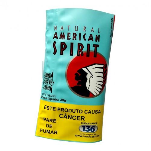 Tabaco de Enrolar - American Spirit Original Blue 30g