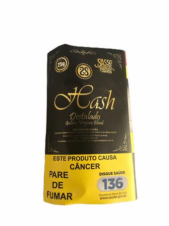 Tabaco Sasso - Hash Destalado 25g