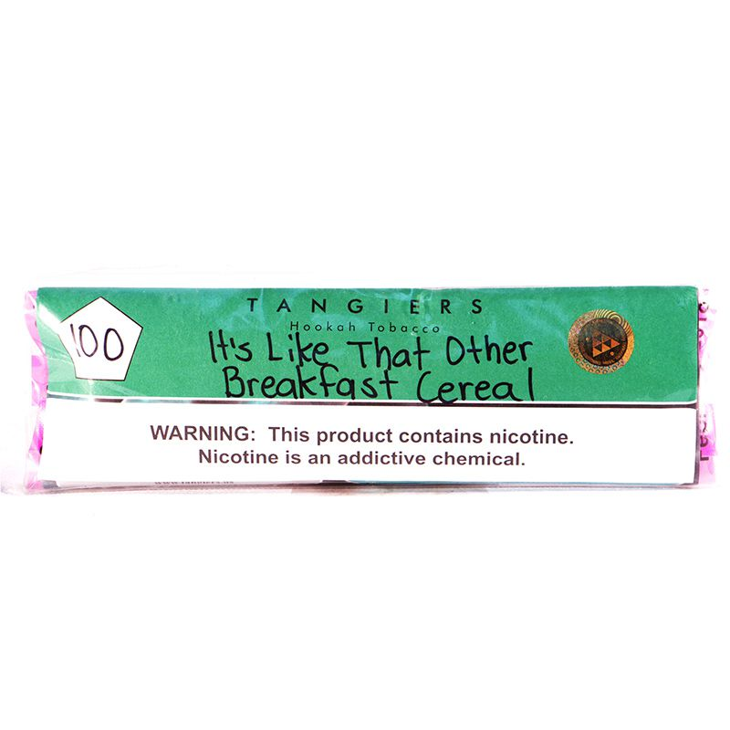 Tangiers Linha Birquq - It´s Like that other Breakfast Cereal 250gr