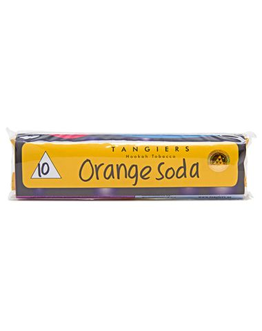 Tangiers Linha Noir - Orange Soda 250g