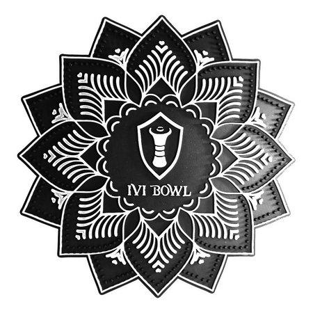 Tapete Ivi Bowl  - Branco