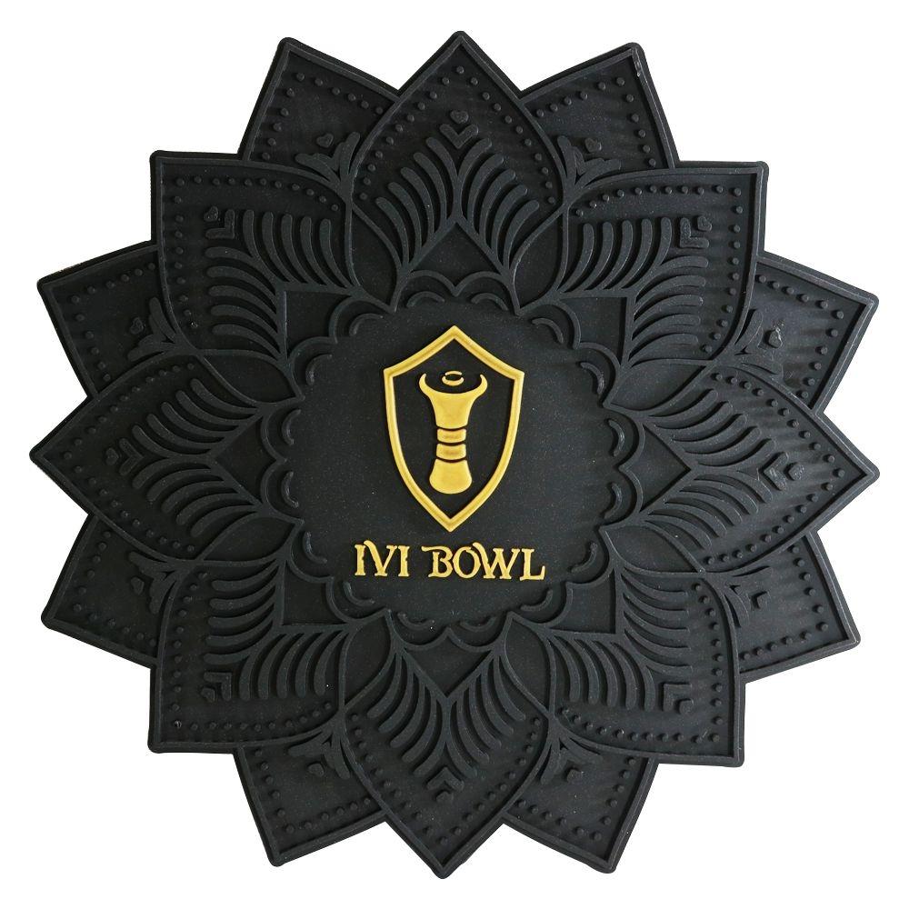 Tapete Ivi Bowl  - Preto