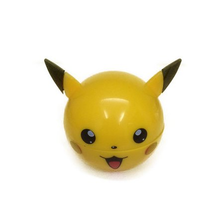 Triturador Metal Pikachu Grande 3 partes