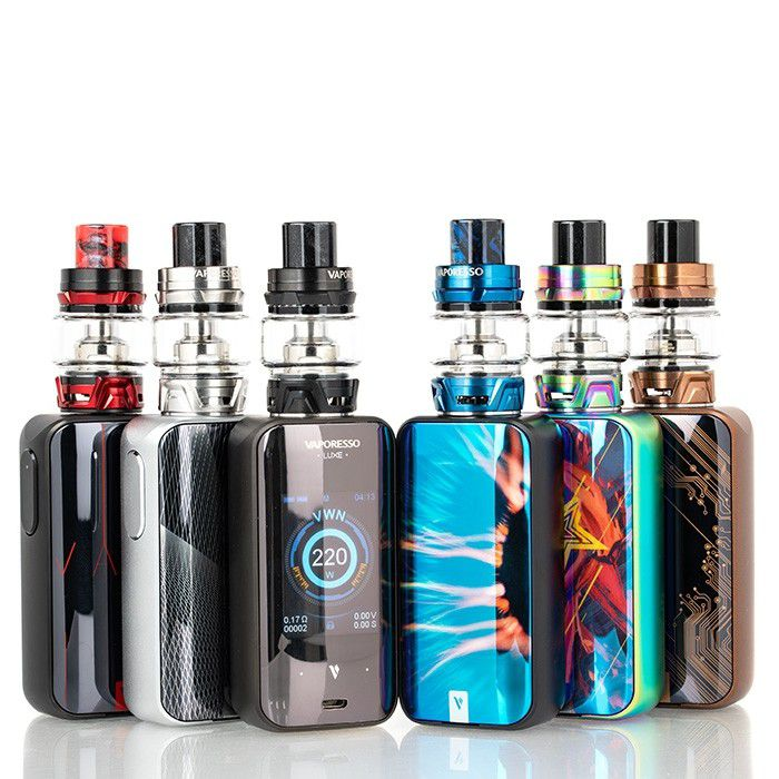 Vaporesso Luxe With Skrr - 220w