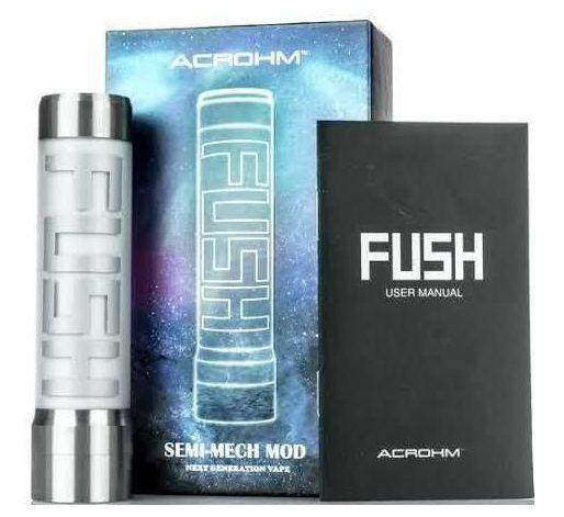 Vaporizador Acrohm - Fush Semi-Mesh Mod