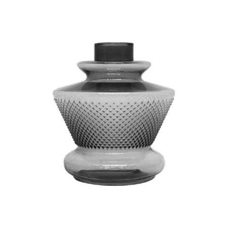 Vaso Pequeno Black Plástico - Preto