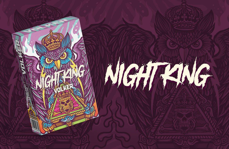 Volker - Night King (Berries) 50g