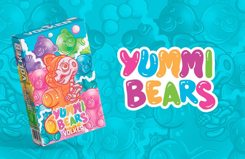 Volker - Yummi Bears 50g