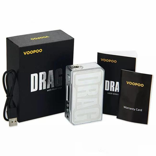 Voopoo Drag - 157w - With Gene chip