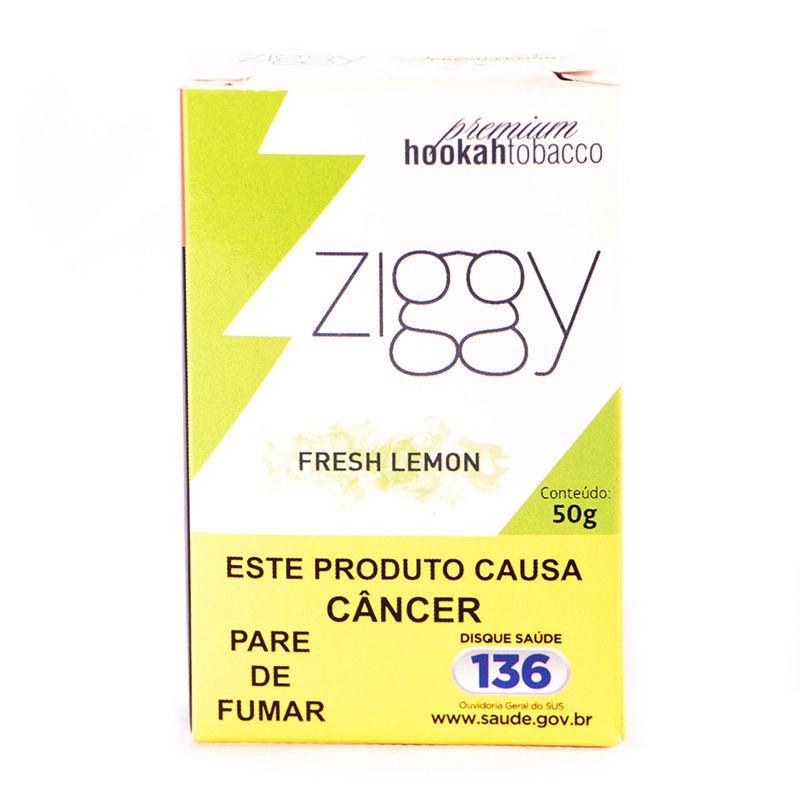 Ziggy - Fresh Lemon 50g