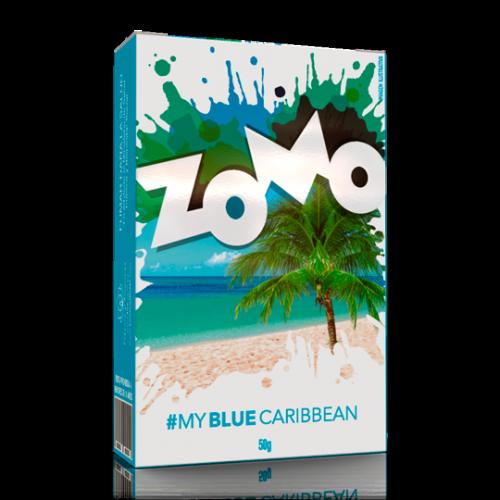 Zomo - Blue Caribbean 50g