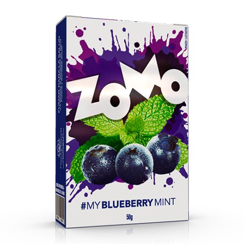 Zomo - Blueberry Mint 50g