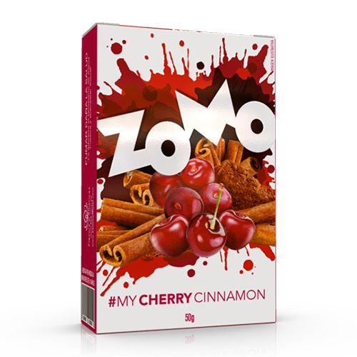 Zomo - Cherry Cinnamon 50g