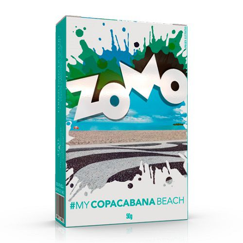 Zomo - Copacabana Beach 50g