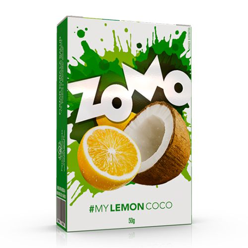 Zomo - Lemon Coco 50g
