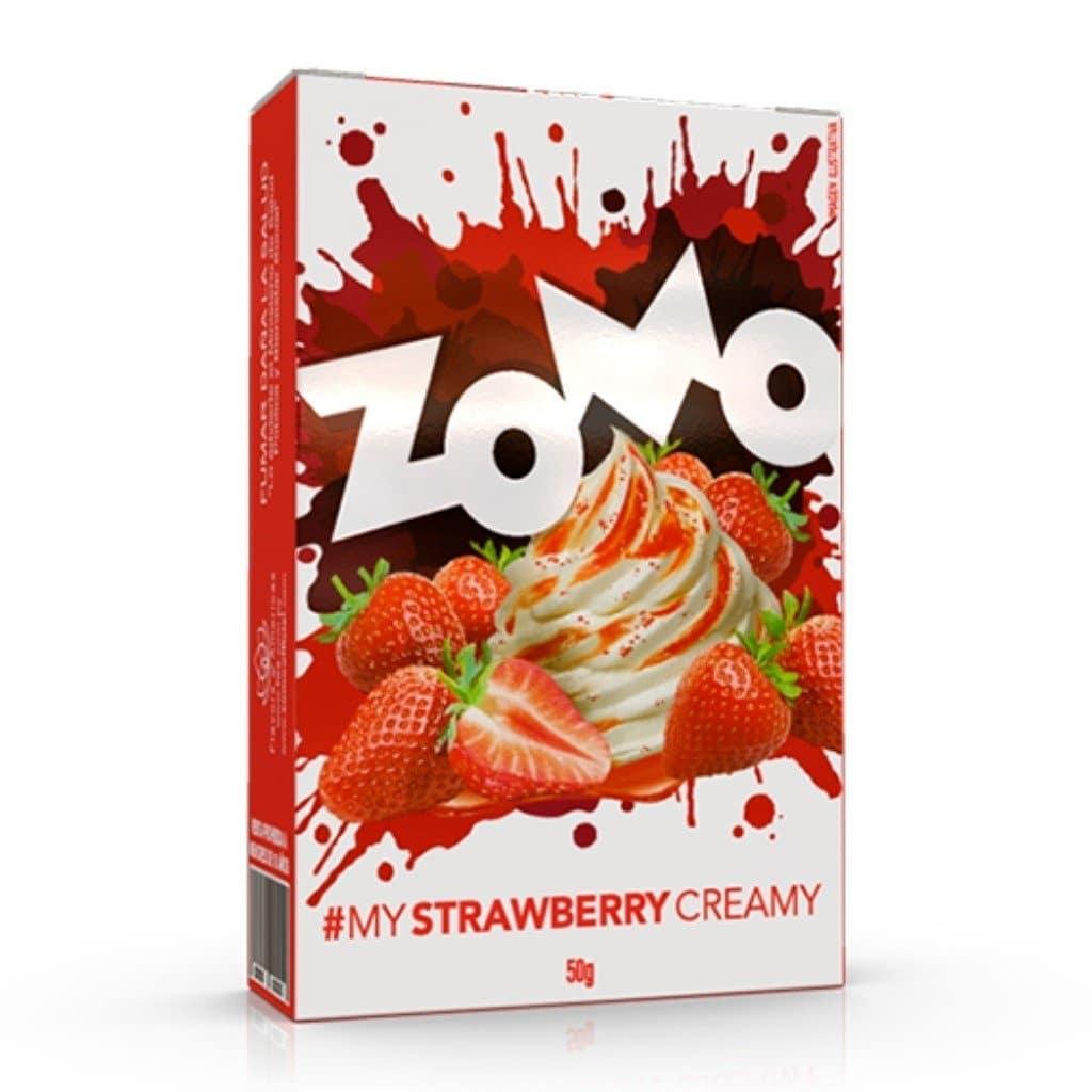 Zomo - Strawberry Creamy 50g