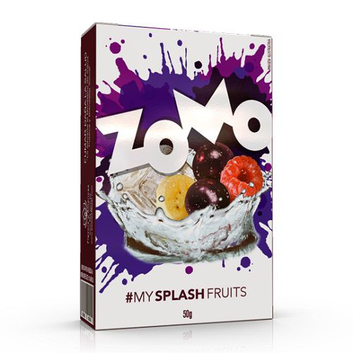 Zomo - Splash Fruits 50g