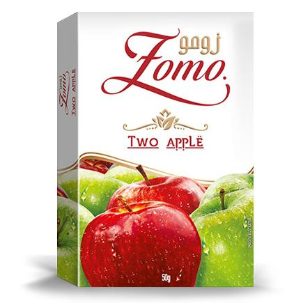 Zomo - Two Apple 50g