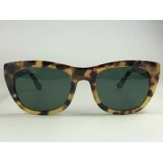 Chrome Hearts - Eye So Sassy - Castanho - TT - 54/21 - Óculos de Sol