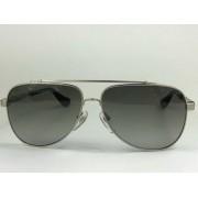 Chrome Hearts - Jack Addict - Prata - BSB KP - 62/13 - Óculos de Sol