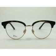 Dior - CD Montaigne58 - Havana - QUM - 50/18 - Armação para Grau