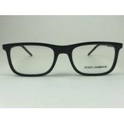 Dolce & Gabbana - DG5030 - Preto - 501 -55/20 - Óculos de Grau