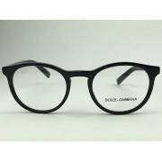 Dolce & Gabbana - DG 3309 - Havana - 3209 - 52/21 - Armação para Grau