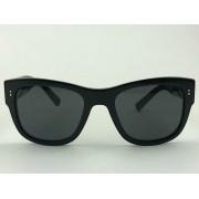 Dolce & Gabbana - DG 4338 - Preto - 501/87 - 52/20 - Óculos de Sol