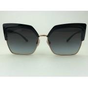 Dolce & Gabbana - DG 6126 - Preto - 501/8G - 60/15 - Óculos de Sol