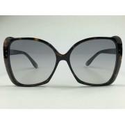 Gucci - GG 0471S - Havana - 002 - 62/16 - Óculos de Sol