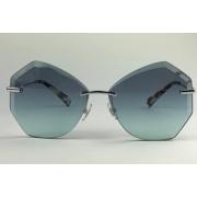 Miu Miu - MU 55XS - Prata - 1BC05N - 60/14 - Óculos de Sol