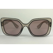 Miu Miu -SMU 09V - Cinza - 02I-214 - 56/16 - Óculos de Sol