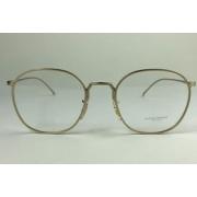 Oliver Peoples - OV 1251 - Dourado - 5236 - 50/20 - Armação para Grau