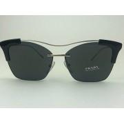 Prada - PR21US - Preto - KUI-5S0 - 56/13 - Óculos de Sol